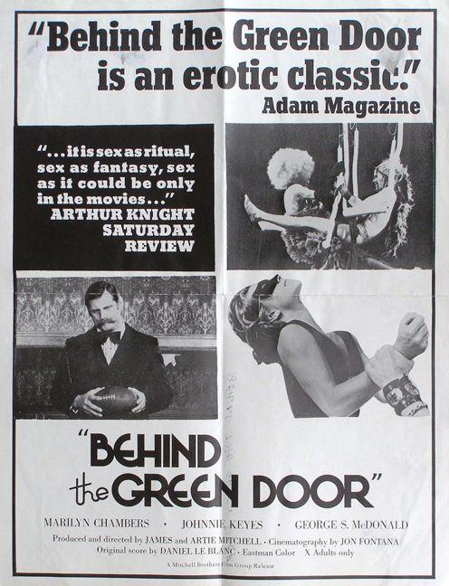 Behind The Green Door Movie