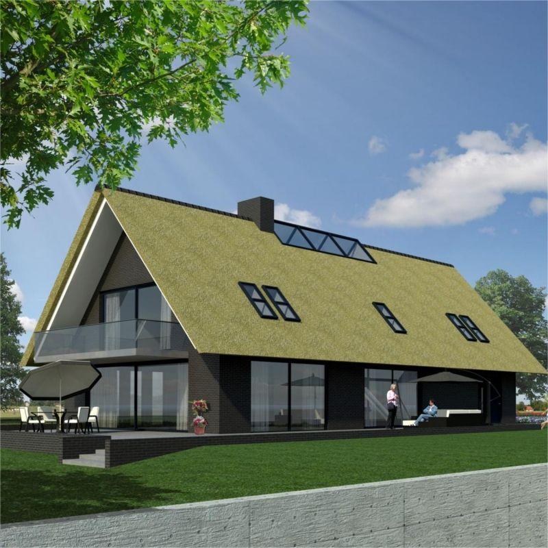 zelfbouwproject moderne woonboerderij lutten zelfbouw