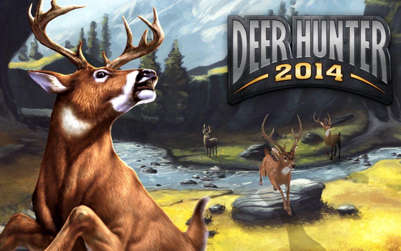 DEER HUNTER 2014 Appstore for Android Deer