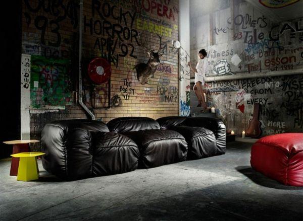 Der Sitzsack – trendy und super bequem | Möbel | Pinterest | Sofa ...