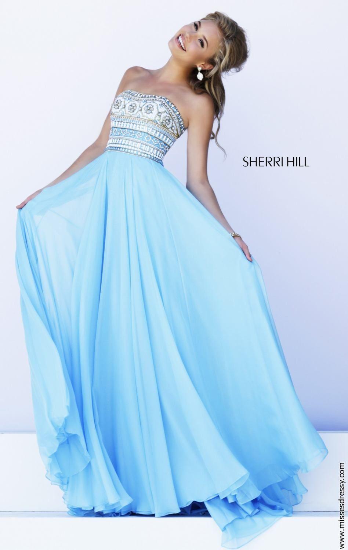 Sherri hill dress missesdressy desirable gowns