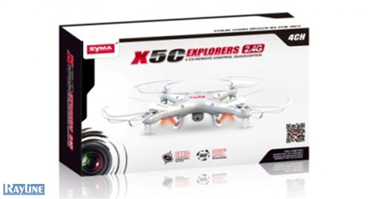 RC Quadrocopter Syma X5C