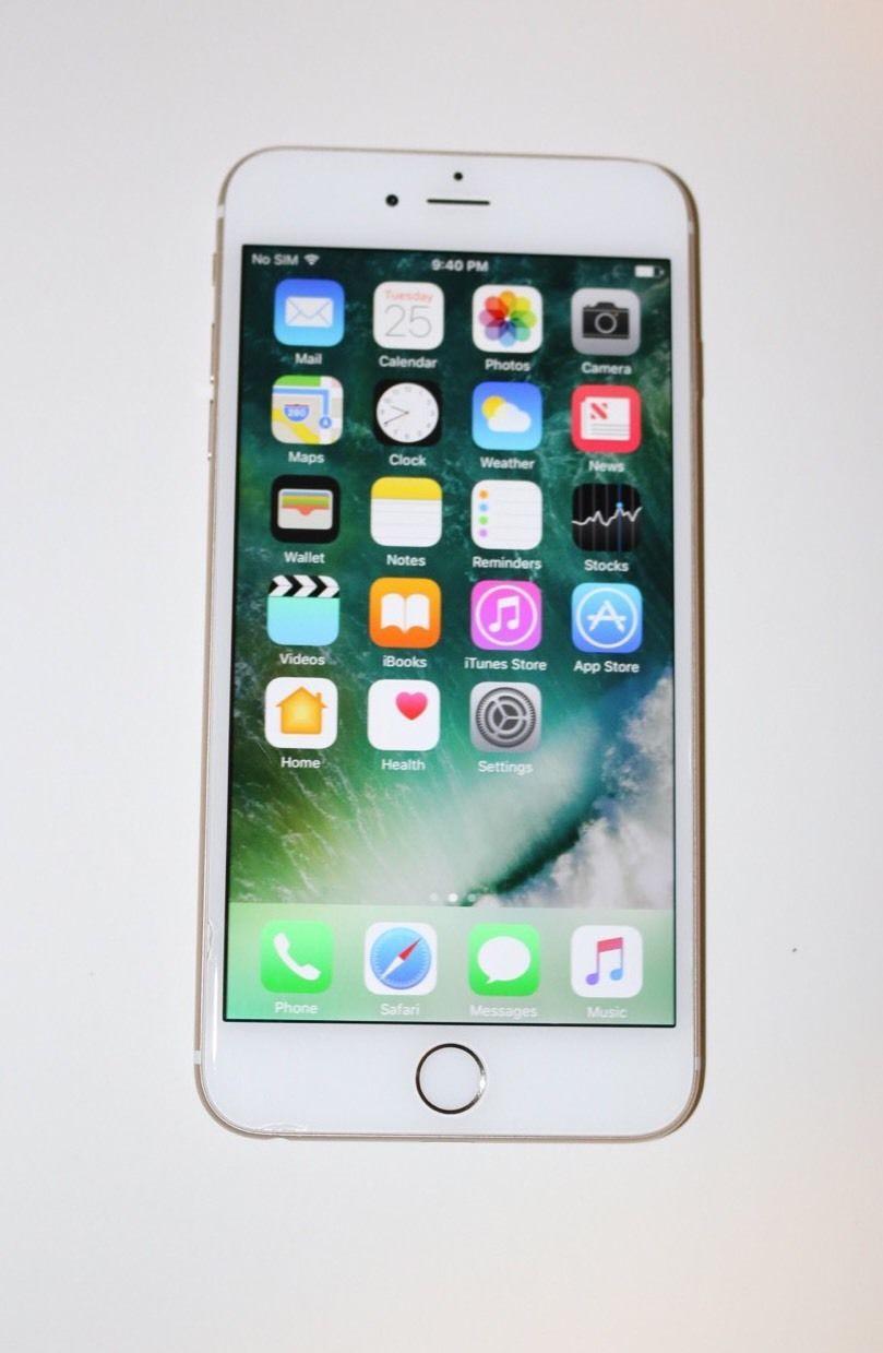 Apple iphone 6 plus 16 gb gold verizon unlocked