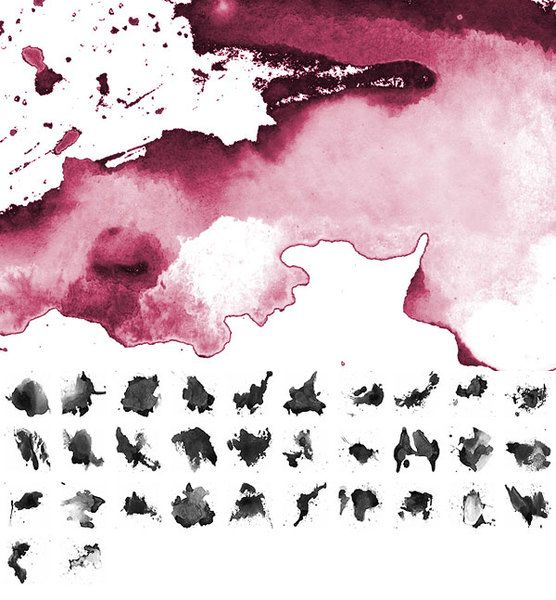 100 S Of Useful Free Photoshop Brushes Watercolor Splatter