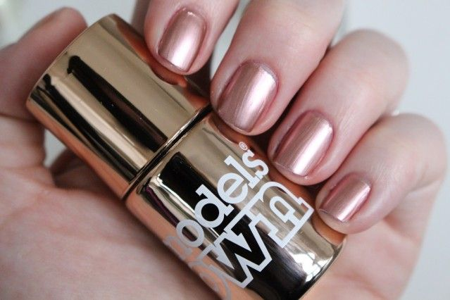 Models Own Colour Chrome Review & Swatches | Nails | Chrome nail ...