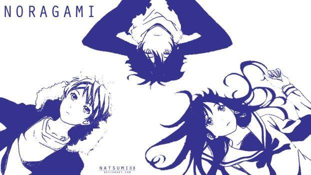 Wallpaper Noragami By Natsumi08 Noragami Anime Manga Anime