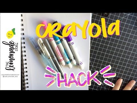 How To Recycle Crayola Markers Crayola Markers Crayola Marker