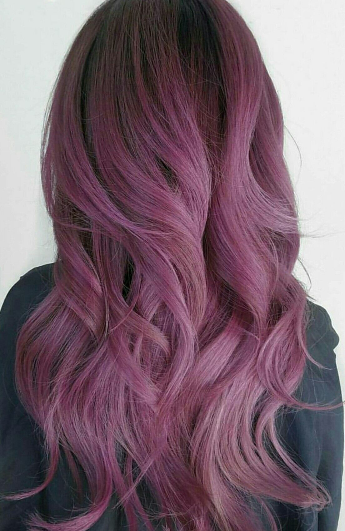 Dyed Hairstyles Extraordinary Lavender Hairsammiiwang Instagram  Hair Color  Pinterest