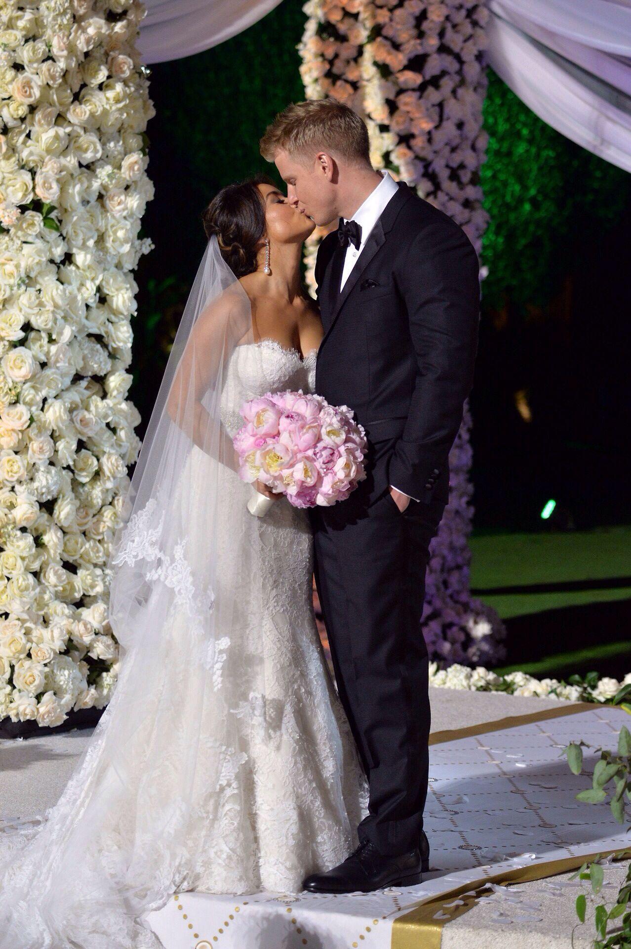 Sean And Catherine Thebachelor Bachelor Couples Bachelor Wedding Wedding Day