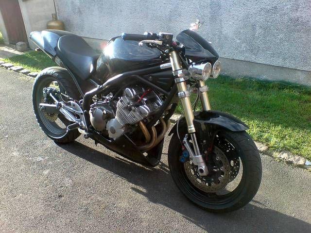 Cafe racer, Yamaha xj 600 one off special, retro bobber