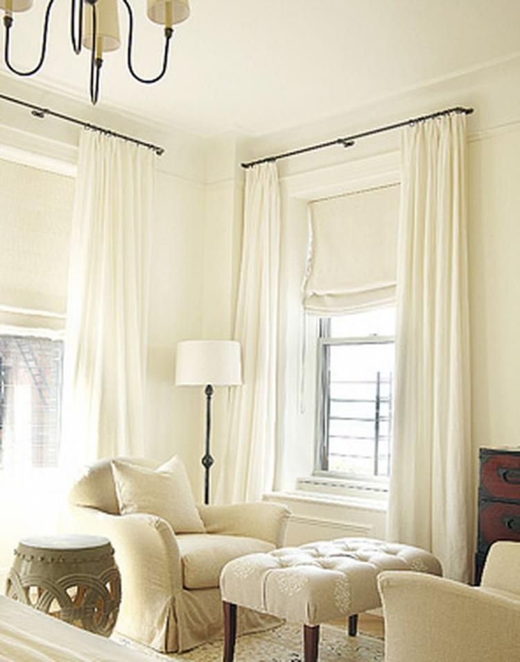 Selecting Window Curtains To Your Bedroom Or Curtains To Your Living Room Could Also Be An Intimidating Endeavor They Seem White Curtains Home Curtain Designs
