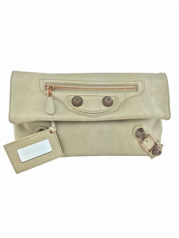 Consigned Designs Balenciaga Handbag Giant 21 Rose Gold