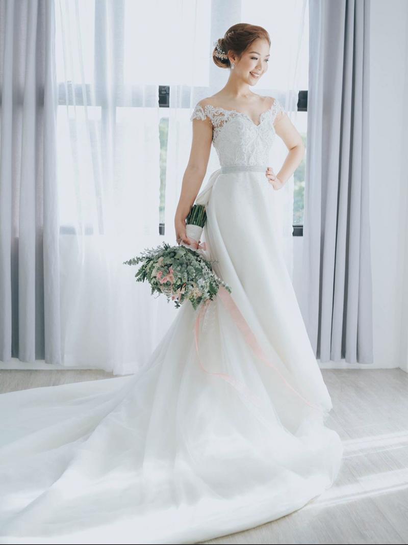Affordable Wedding Gown Designer Philippines Halo Affordable Wedding Gown Suppliers In In 2020 Affordable Wedding Gown Custom Wedding Gown Affordable Wedding Dresses