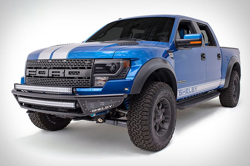 Fords Svt Raptor Was No Slouch But If The Stock  Horsepower Isnt