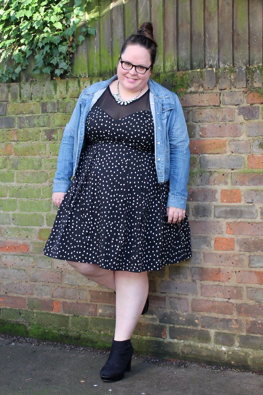 Dotty Days | The Wardrobe Challenge
