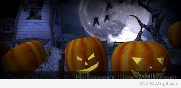 Halloween Live Wallpaper V1 51 Android Apk Download Dengan Gambar