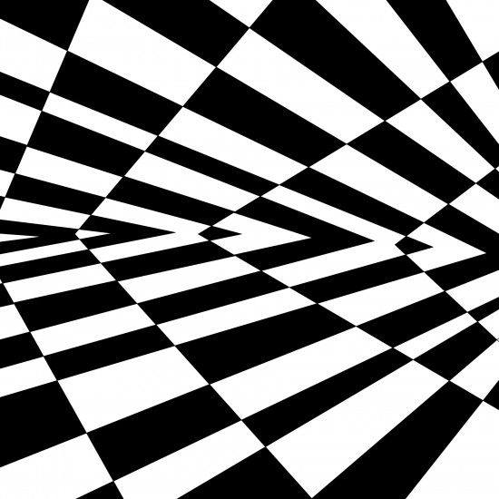 Art as Visual Research: 12 Examples of Kinetic Illusions in Op Art ...