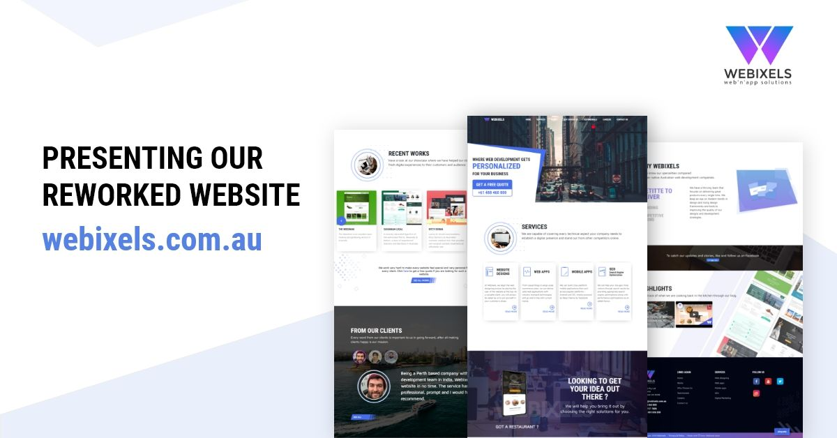 Webixels Is Developing Easily Managed Websites And Providing All The Support In The Field Of Marketin In 2020 Web Design Website Design Services Web Development Design