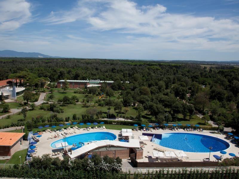 Tirrenia Green Park Resort Italy Europe The 4 Star Green Park