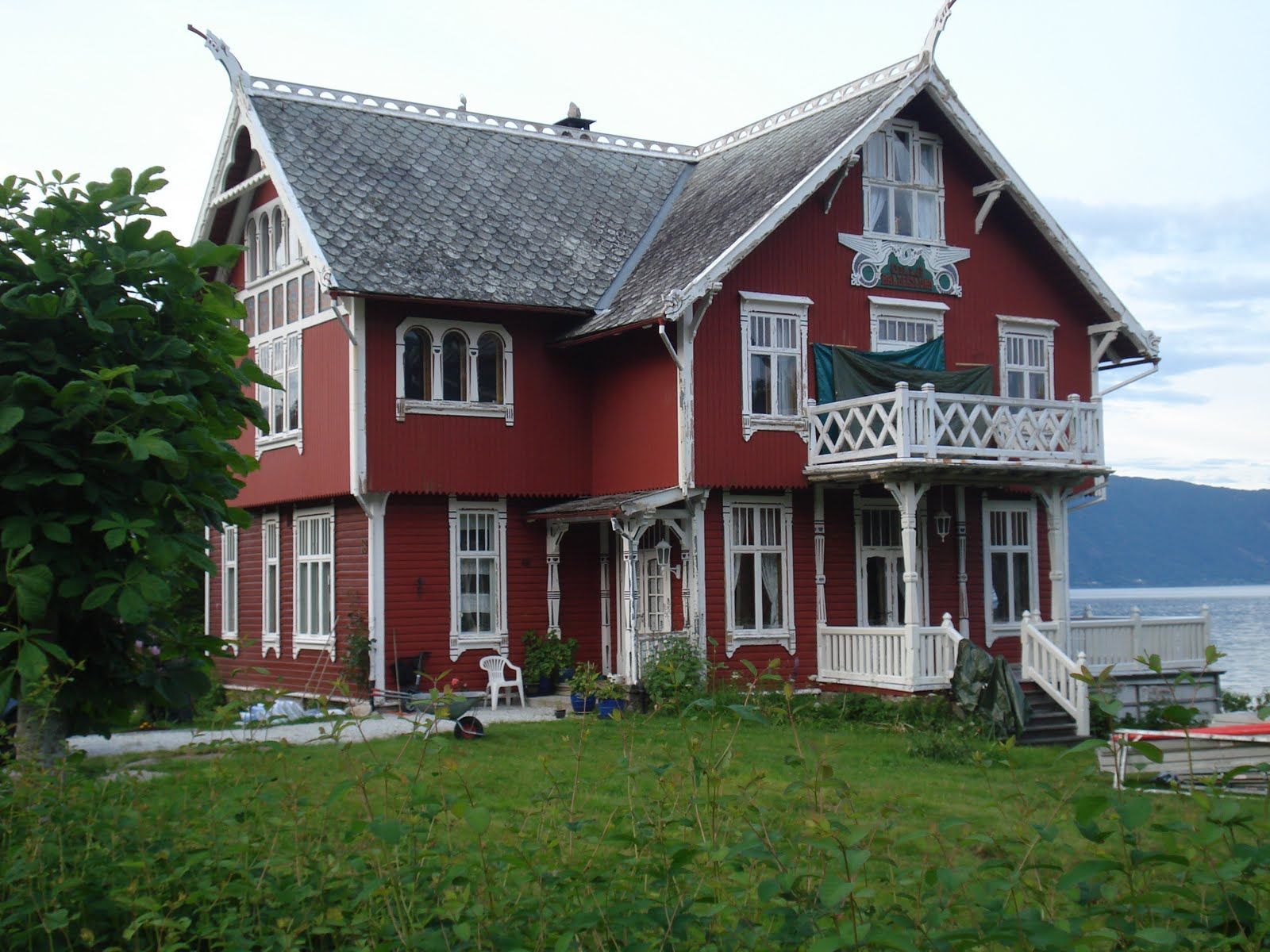 Swiss Chalet Style House Houses Pinterest Swiss