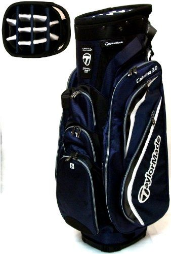 Taylormade Catalina 3 0 Cart Bag Navy Black White Details At Http