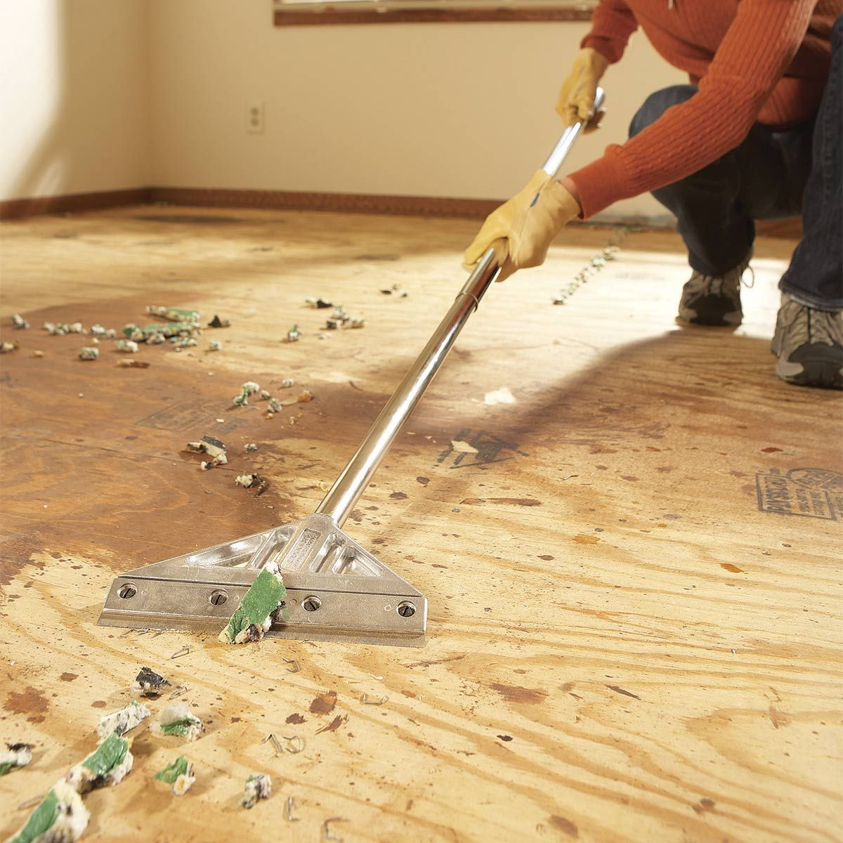 51 Diy Demolition Tips You Need To Know In 2020 Removing Carpet Home Fix Floor Scrapers