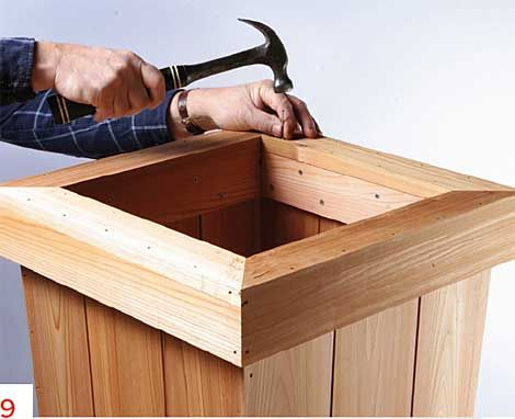 How To Build A Planter Simple Diy Woodworking Project 640 x 480