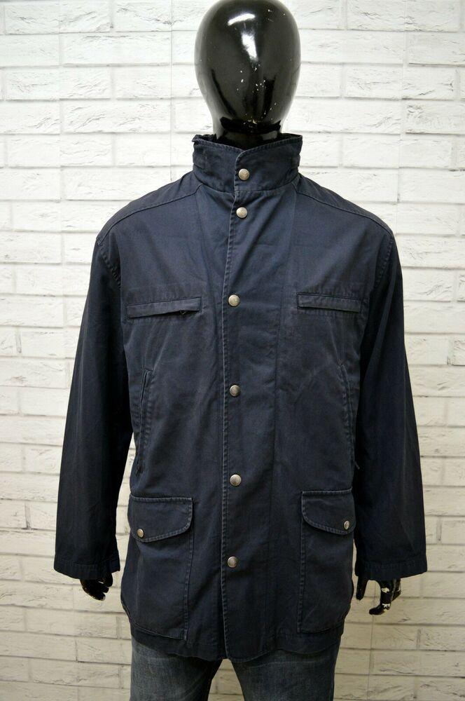 low priced 55b48 a3c83 Cappotto FAY Uomo Taglia Size XXL Giubbotto Gubbino Giacca ...