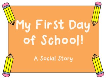 First Day of School Social Story | conscious discipline