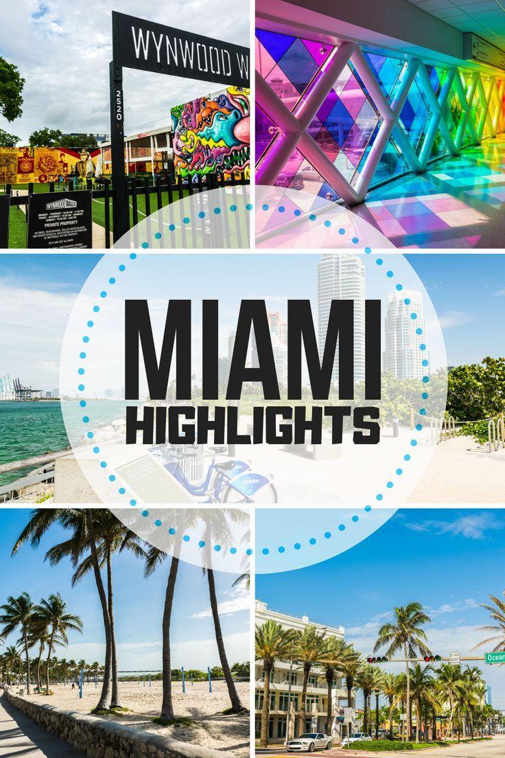 Excursión de un día a Miami: lugares de interés, puntos destacados y consejos