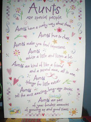 Aunt Quotes Aunt Quotes Birthday Quotes Niece Quotes