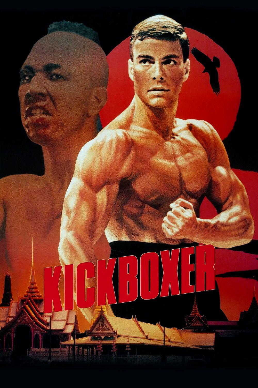 Kickboxer; 1989. Mark DiSalle, David Worth. Carteles de
