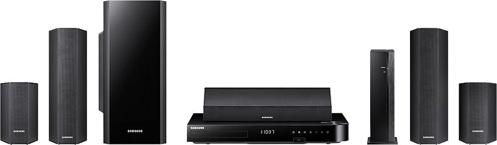 Samsung 6 series 1000w 51ch 3d smart bluray home
