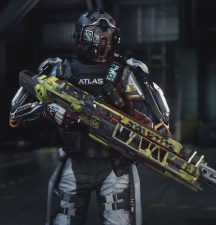 CoD:AW Exo suit | Cos Inspirations - 2019