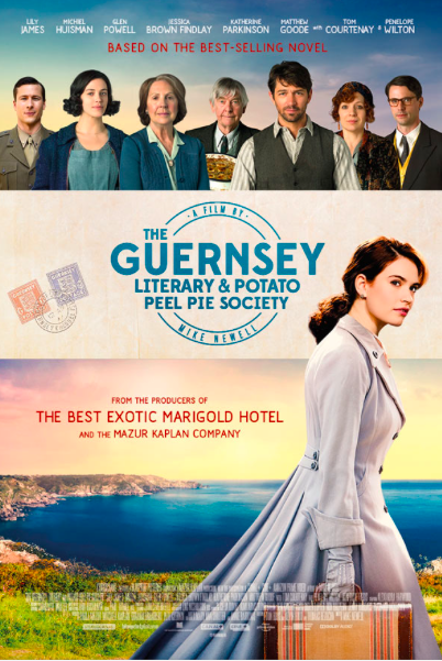 My review of the Netflix romantic film The Guernsey