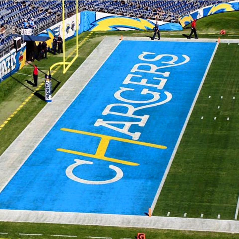 """San Diego Chargers Boltman: ⚡Forever The """"San Diego"""" Chargers"""