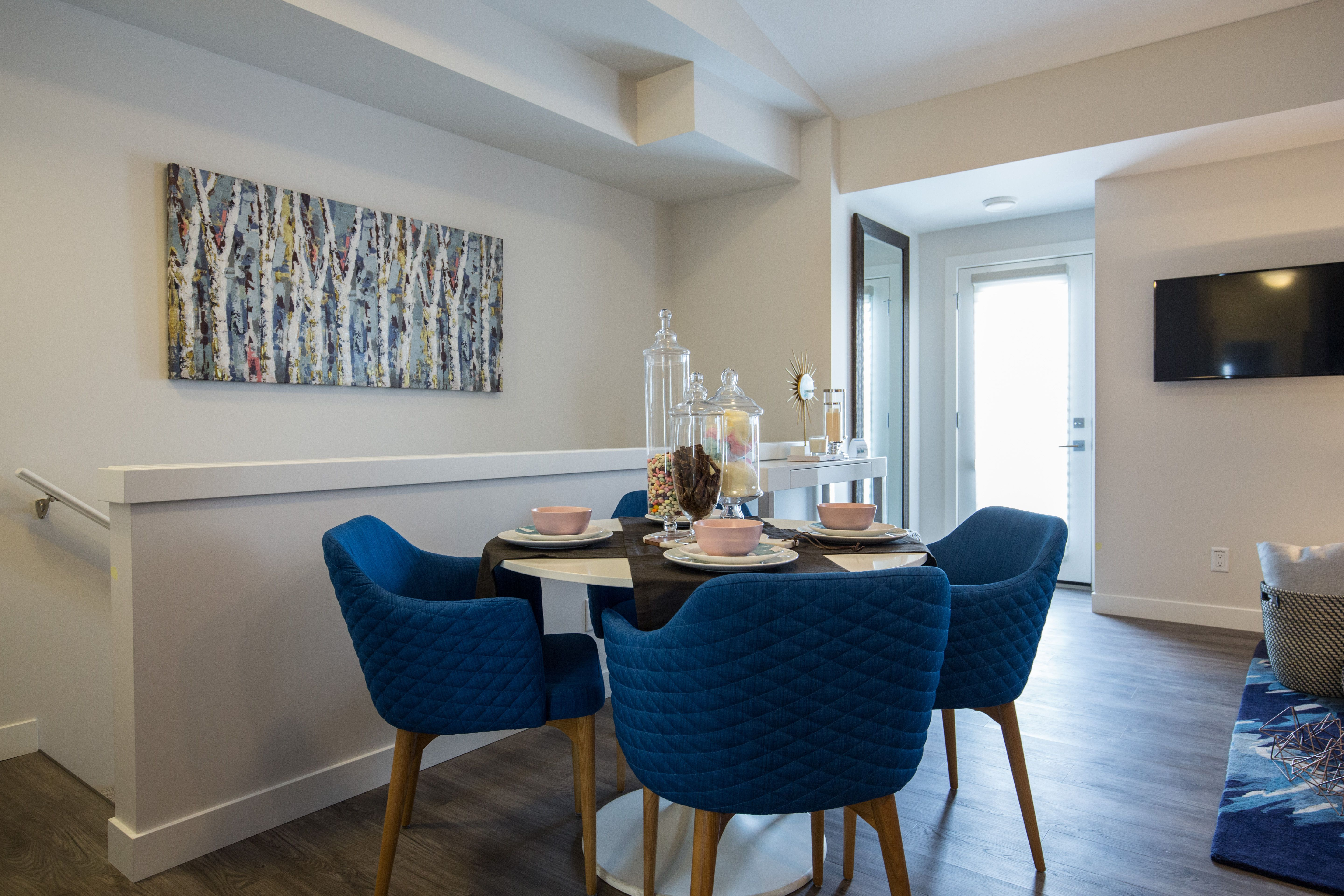 Projects rochelle cote the dining room from the ruby showhome the dining room from the ruby showhome dzzzfo