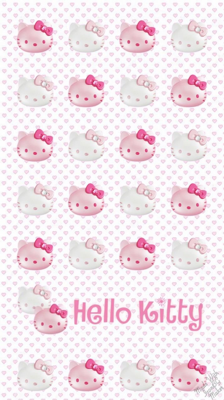 Mhkitty ハローキティー キティの壁紙 ハローキティの壁紙
