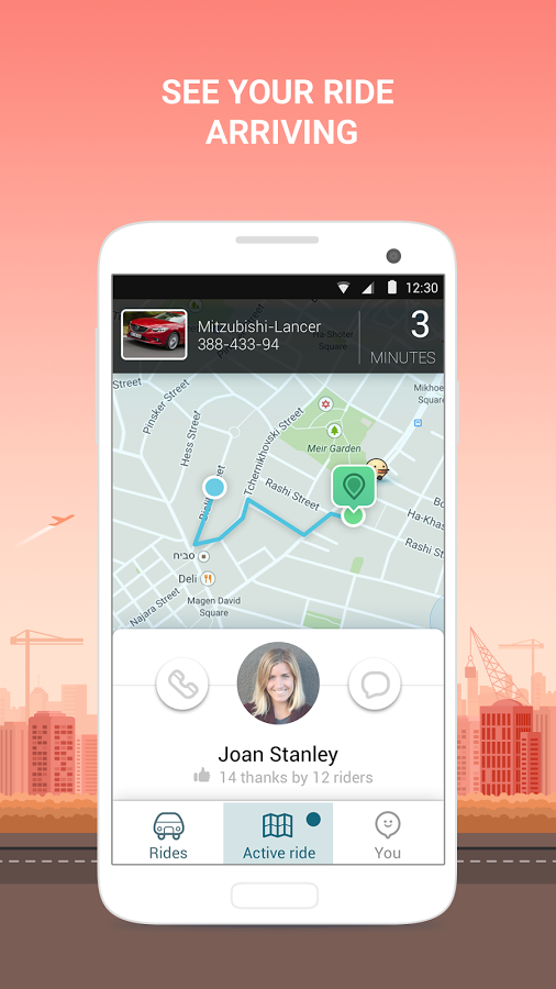 Waze Launches Ridewith Carpool Service Limited Availability In Israel Only Right Now Travel App Waze Product Launch