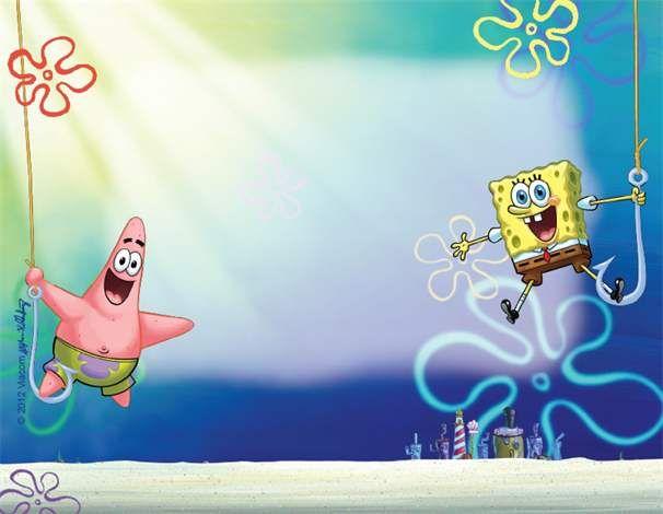 Create An Invitation Enter Your Text Spongebob Birthday Party Spongebob Birthday Spongebob