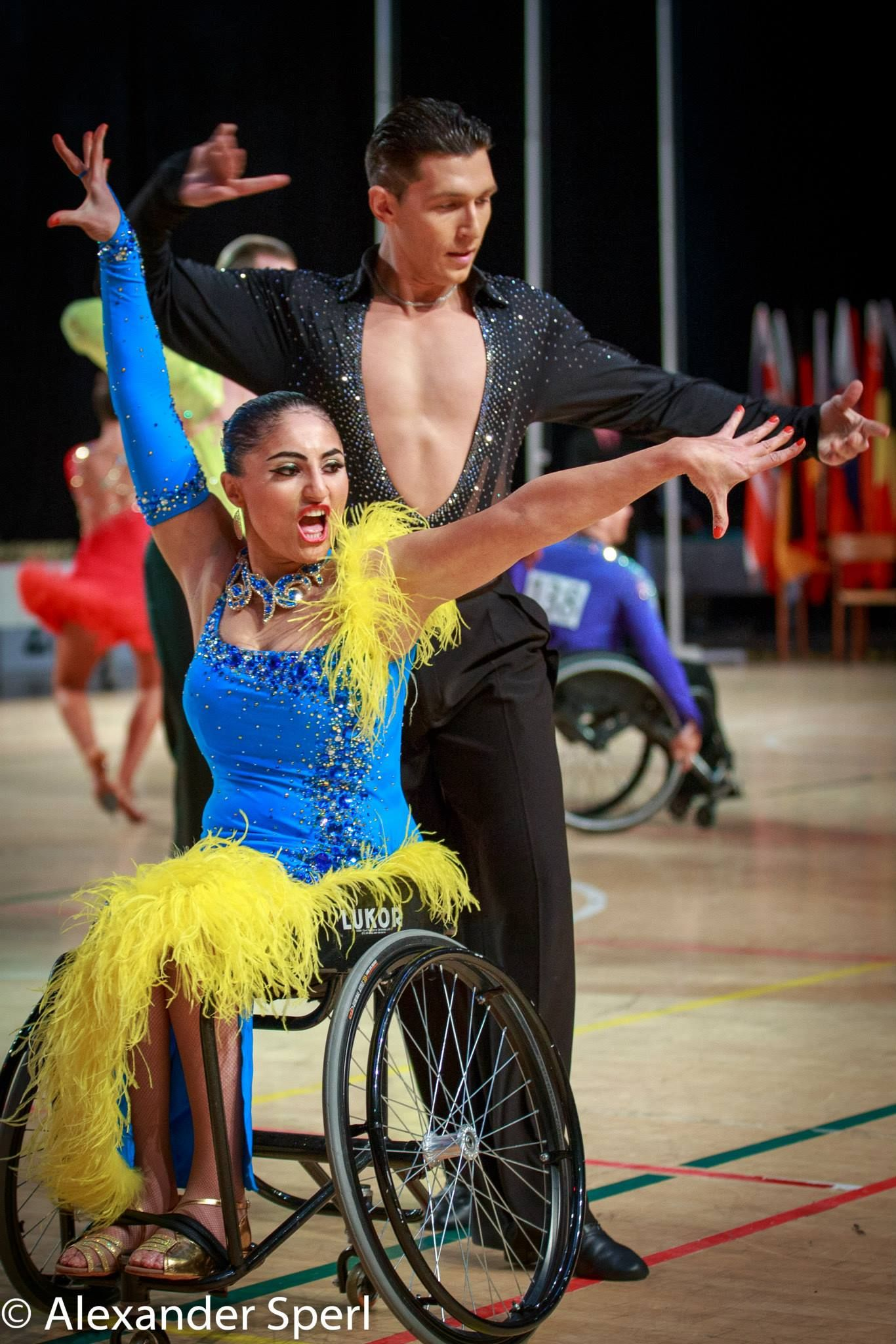 Latin Wheelchair Dance Costume See It Believe It Do It Watch Thousands Of Spinal Cord In Dance Photography Ballroom Dancing Dance Like No One Is Watching