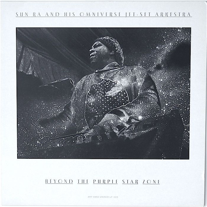 . Adventure-Equation .: Sun Ra - Beyond the Purple Star Zone / Oblique Parallax (1982)