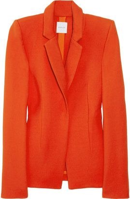 478f263746 ShopStyle: Dion Lee Form brushed stretch-wool blazer | COLOR BLOCK
