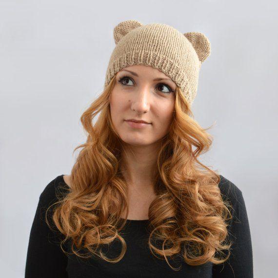 Beige Bear Hat 588589059d6