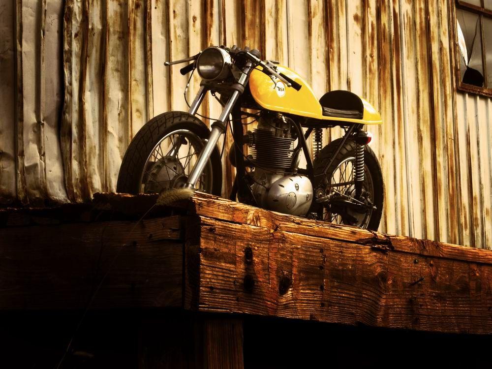 BSA 500cc
