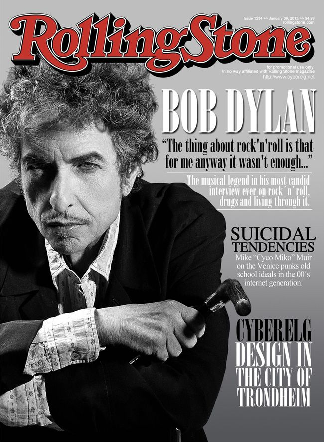 rolling stone ~ dylan   ♪♪ Music photos, posters & covers
