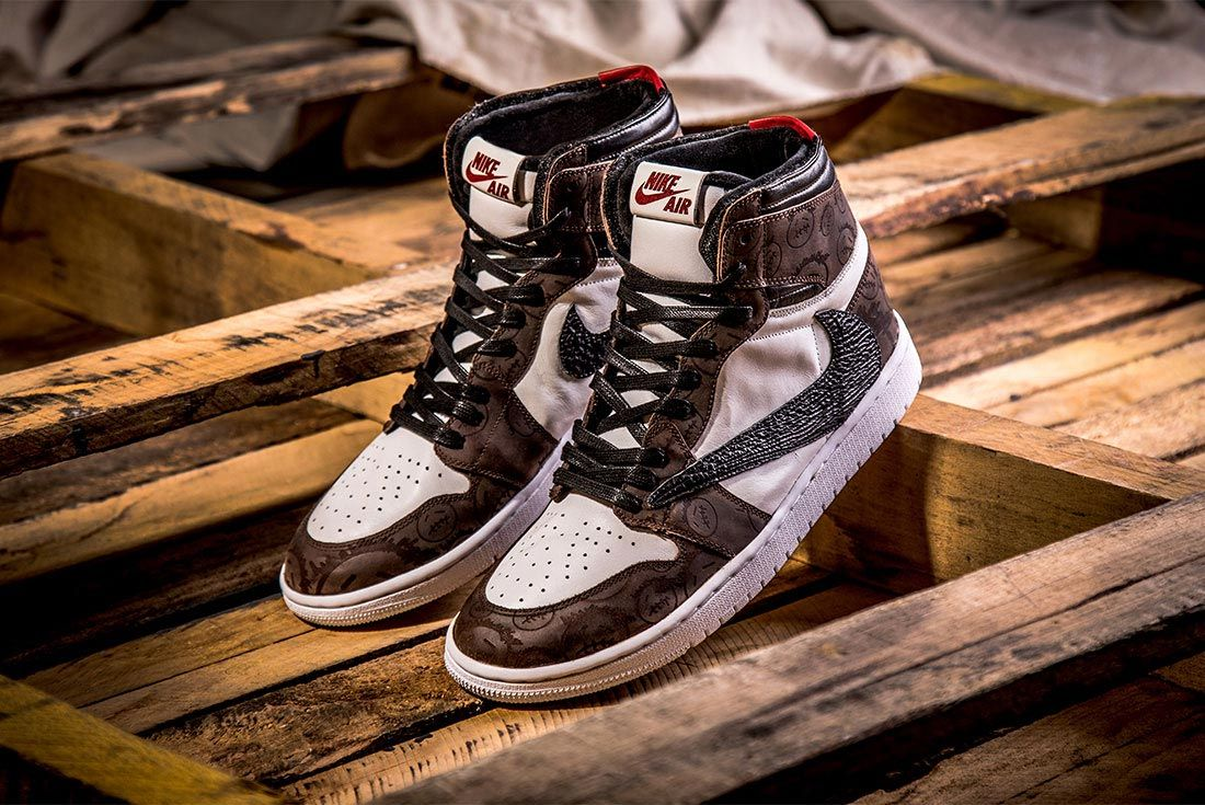 Bespokeind Gear Up For The Travis Scott X Nike Drop Air Jordans Sneakers Fashion Women Outfits Shoes