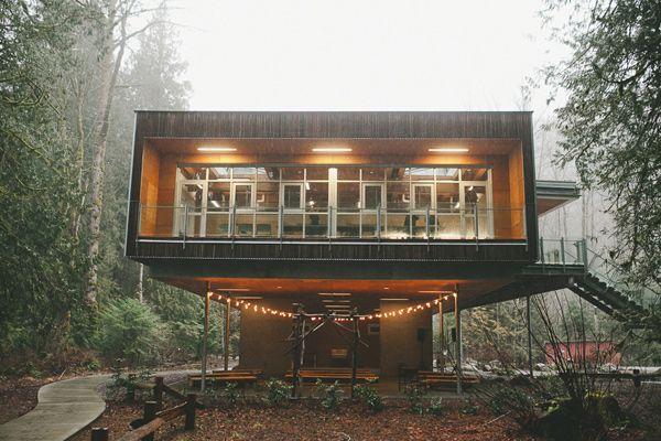 Environmental Services Building Weddings Tacoma Wedding Venue