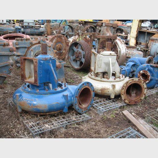 Mission Magnum slurry pump supplier worldwide | Used Mission