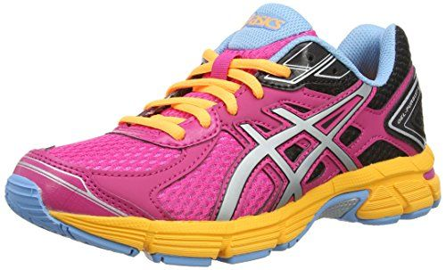 Asics Lady Gel Pursuit 2 (Violet) Chaussures de sport chez